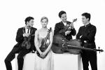 Schumann Quartet © Kaupo Kikkas